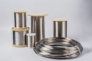 Stainless steel wire for spring